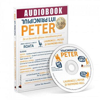 Principiul lui Peter/Laurence J. Peter de la Act si Politon