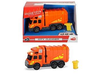 Action Series – Masina de gunoi de la Dickie Toys
