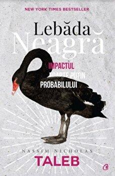 Lebada neagra. Ed. a III – a, revizuita/Nicholas Nassim Taleb de la Curtea Veche