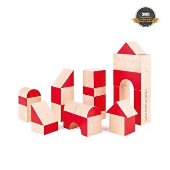 Set cuburi – editie aniversara, 30 piese de la Hape