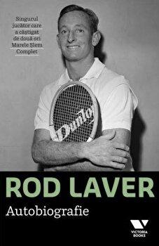 Rod Laver. Autobiografie/Larry Writer, Rod Laver de la Victoria Books