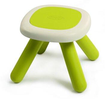 Scaunel pentru copii, verde de la Smoby