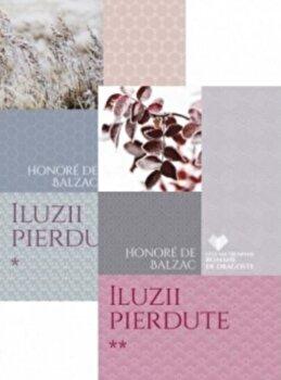 Set Iluzii Pierdute (2 Volume)/Honore de Balzac de la Litera