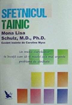 Sfetnicul tainic/Mona Lisa Schulz