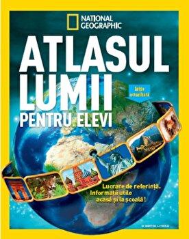 Atlasul lumii pentru elevi. National geographic/*** de la Litera
