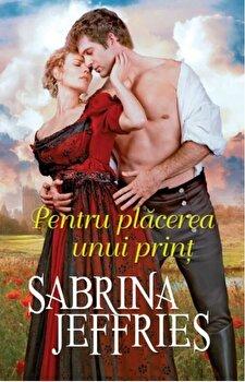 Pentru placerea unui print/Sabrina Jeffries de la Alma