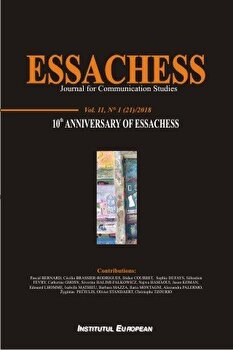 Essachess. 10th Anniversary of Essachess/*** de la Institutul European