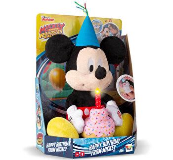 Jucarie plus Mickey Mouse - La multi ani