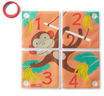 Jucarie pentru baie SKIP HOP Zoo Bath Puzzle de la Skip Hop