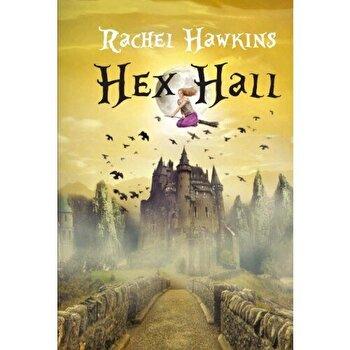 Hex Hall/Rachel Hawkins de la Litera