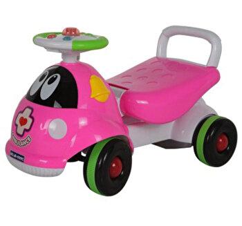Ride-on si antemergator, ambulanta de la Saint Toys