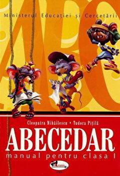 Abecedar. Manual pentru clasa I/Cleopatra Mihailescu, Tudora Pitila de la Aramis