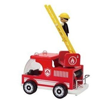 Masina de pompieri de la Hape
