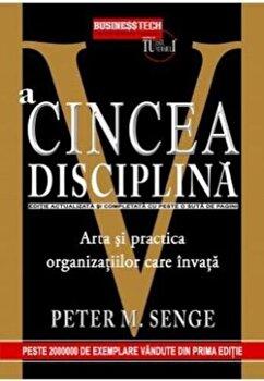 Imagine A Cincea Disciplina, Arta Si Practica Organizatiilor