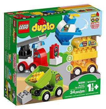 LEGO DUPLO, Primele mele Masini Creative 10886 de la LEGO