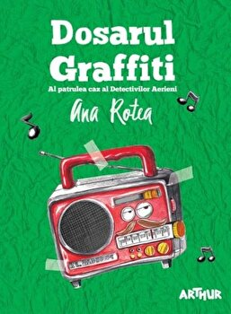 Dosarul Grafitti/Ana Rotea