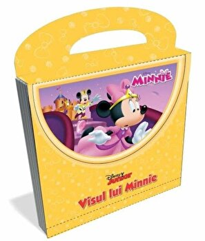Minnie. Visul lui Minnie – posetuta/Disney de la Litera