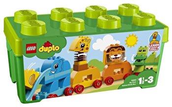 LEGO DUPLO, Prima mea cutie de caramizi cu animale 10863 de la LEGO