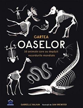 Cartea oaselor/Gabrielle Balkan