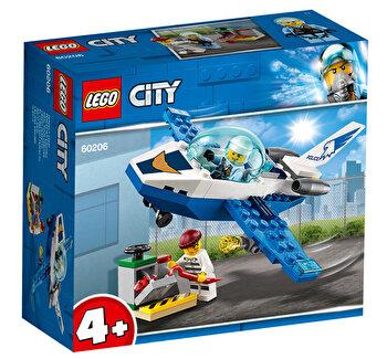 LEGO City, Avionul politiei aeriene 60206 de la LEGO