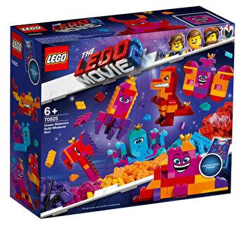 LEGO Movie 2, Cutia de constructie a Reginei Watevra! 70825