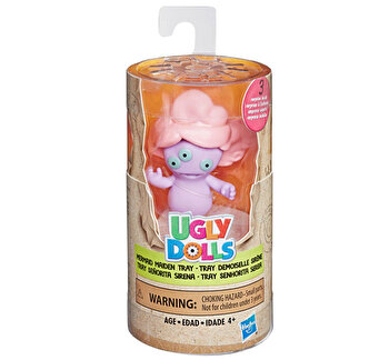 Figurina Ugly Dolls cu accesorii – Mermaid Maiden Tray de la Ugly Dolls