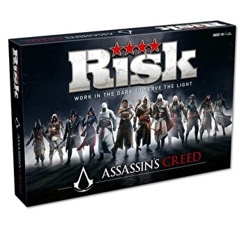 Joc Risk – Assassin`s Creed de la Winning Moves