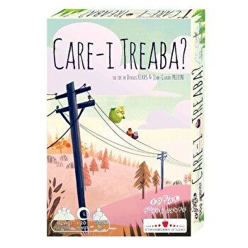 Joc Care-i treaba' de la Ideal Board Games