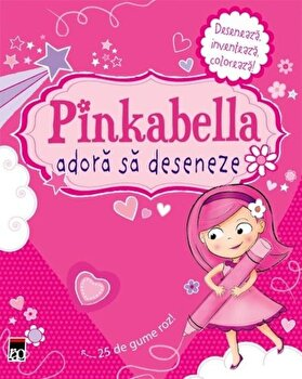 Pinkabella adora sa deseneze/***