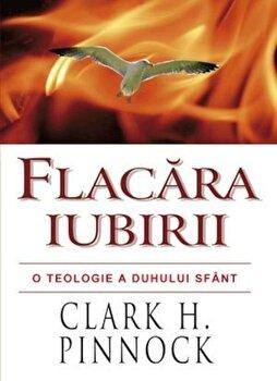 Flacara iubirii. O teologie a Duhului Sfant/Clark Pinnock de la Imago Dei