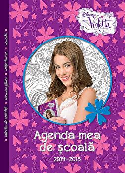 Disney Violetta. Agenda mea de scoala, 2014-2015/*** de la Litera