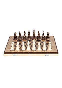 Joc Sah & Table, 44 cm, clasic de la Medias