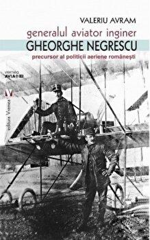 Generalul aviator ing. Gheorghe Negrescu, precursorul politicii aeriene romanesti/Valeriu Avram de la Vremea