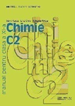 Chimie C2. Manual pentru clasa a XI a/Sorin Rosca, Lina Chiru, Mihaela Rosca de la Humanitas Educational
