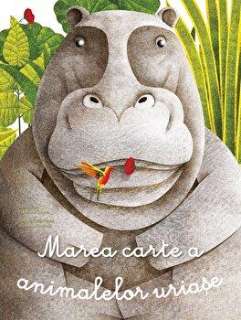 Marea carte a animalelor uriase si Carticica animalelor mici/Crisitna Banfi, Cristian Peraboni de la DPH