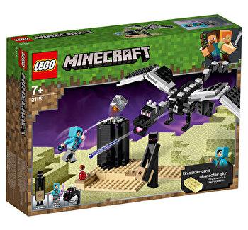 LEGO Minecraft, Batalia finala 21151 de la LEGO