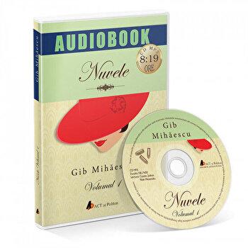 Nuvele – Volumul I/Gib I. Mihaescu de la Act si Politon