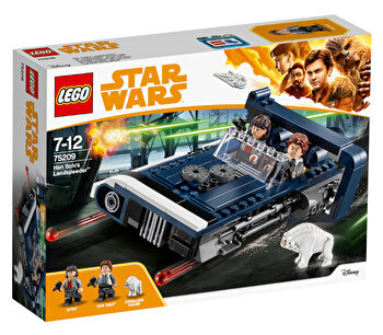 LEGO Star Wars, Han Solo's Landspeeder 75209 de la LEGO