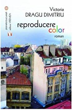 Reproducere color/Victoria Dragu-Dimitriu de la Vremea