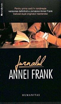 Jurnalul Annei Frank. 12 iunie 1942 – 1 august 1944. Ed. 2017/Anne Frank de la Humanitas