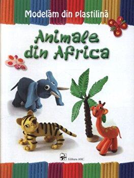 Modelam din plastilina. Animale din Africa/***