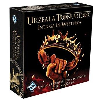 Joc Urzeala Tronurilor: Intriga in Westeros, editia HBO de la Fantasy Flight Games