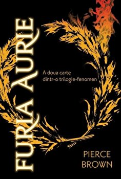 Furia Aurie/Pierce Brown de la Paladin