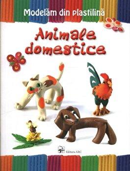 Modelam din plastilina. Animale domestice/*** de la ARC
