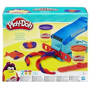 Play-Doh, Set Fabrica de distractie de la Play-Doh
