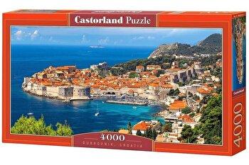 Puzzle Dubrovnik – Croatia, 4000 piese de la Castorland