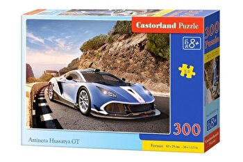 Puzzle Arrinera Hussarya GT, 300 piese de la Castorland