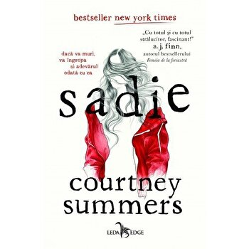 Sadie/Courtney Summers de la Corint