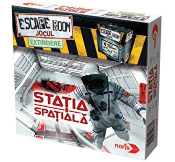 Joc Escape Room – extensie Statia Spatiala de la noris
