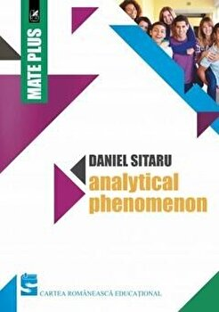 Analytical Phenomenon/Daniel Sitaru de la Cartea Romaneasca
